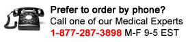 Order Syringes By Phone